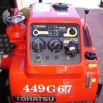 Motopompa Tohatsu
