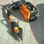 Zestaw do ratownictwa drogowego holmatro napęd spalinowy nożyco-rozpierak